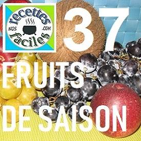 37 fruits de saison 1