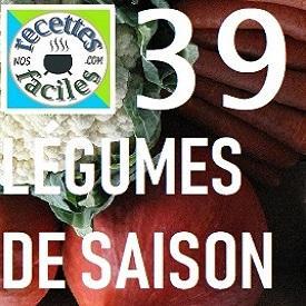 39 legumes de saison 1