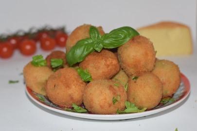 Croquettes de thon aux pommes de terre
