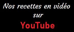 Abonnez vous a notre chaine youtube