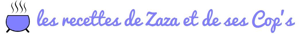 Banniere les recettes de zaza et de ses cop s
