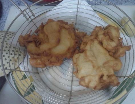 Beignets aux pommes 4