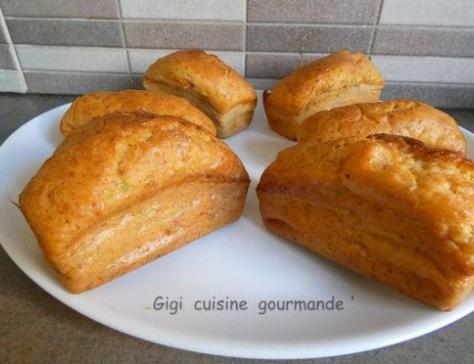 Bouchees au chorizo et poivron vert au compact cook pro et cake factory