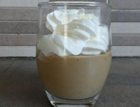 Cafe liegeois et chantilly au compact cook pro