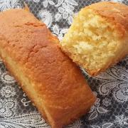Cake a la noix de coco et a la polenta