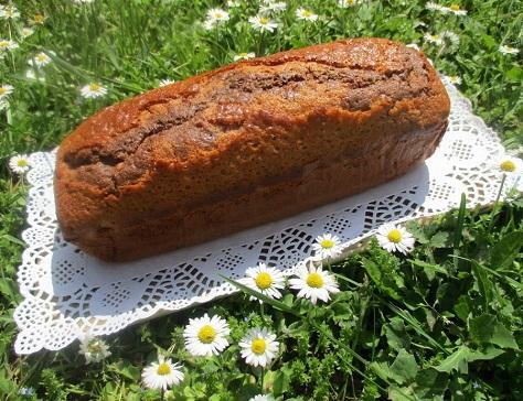 Cake choco framboises de laurent mariotte 3