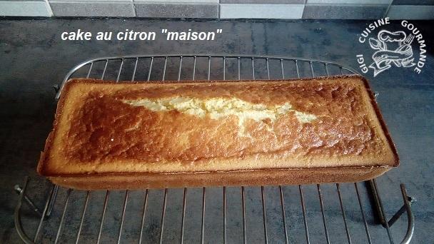 Cake citron de minou au thermomix
