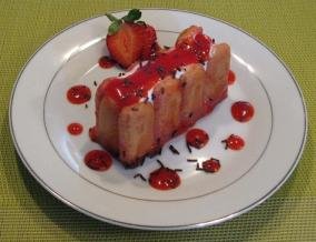Charlottines aux fraises 1