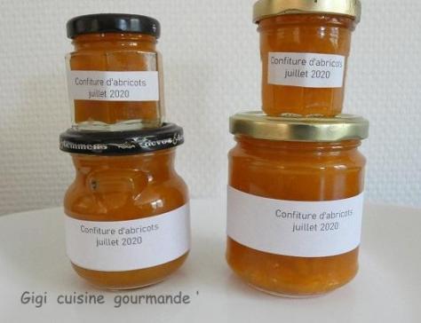 Confiture d abricots au compact cook pro