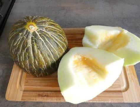 Confiture de melon vert au compact cook pro 2
