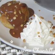 Creme chantilly