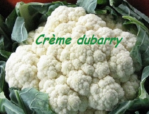 Creme dubarry legere