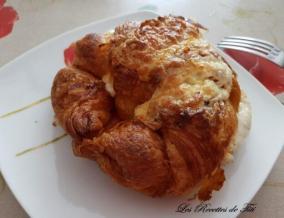 A partir de quelle forme géométrique réalise t-on des croissants ?