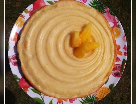Cuajada ananas vanille