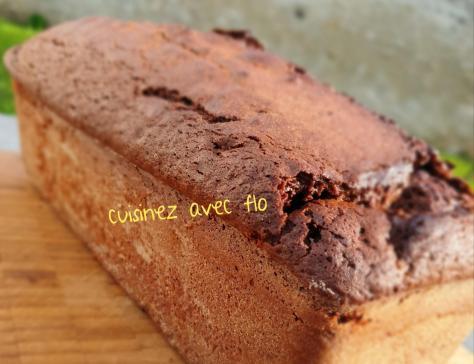 Cake ultra chocolat trop bon 2