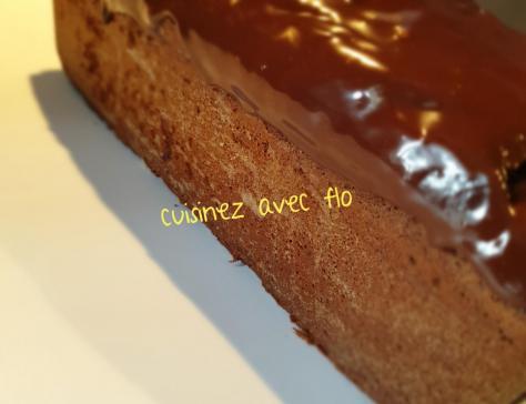 Cake ultra chocolat trop bon