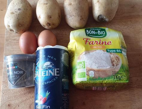 Röstis ou galettes de pommes de terre 2