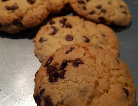 Cuisinez avec flo 10 cookies avec la recette de cyril lignac
