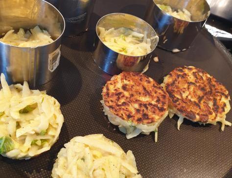 Röstis ou galettes de pommes de terre 10