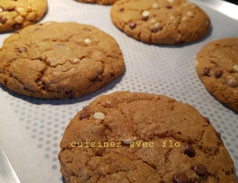 Cuisinez avec flo 2 cookies avec la recette de cyril lignac