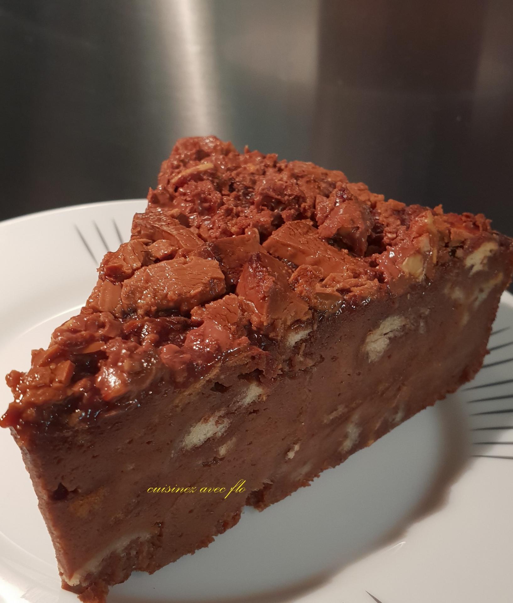Mon Pudding tout chocolat