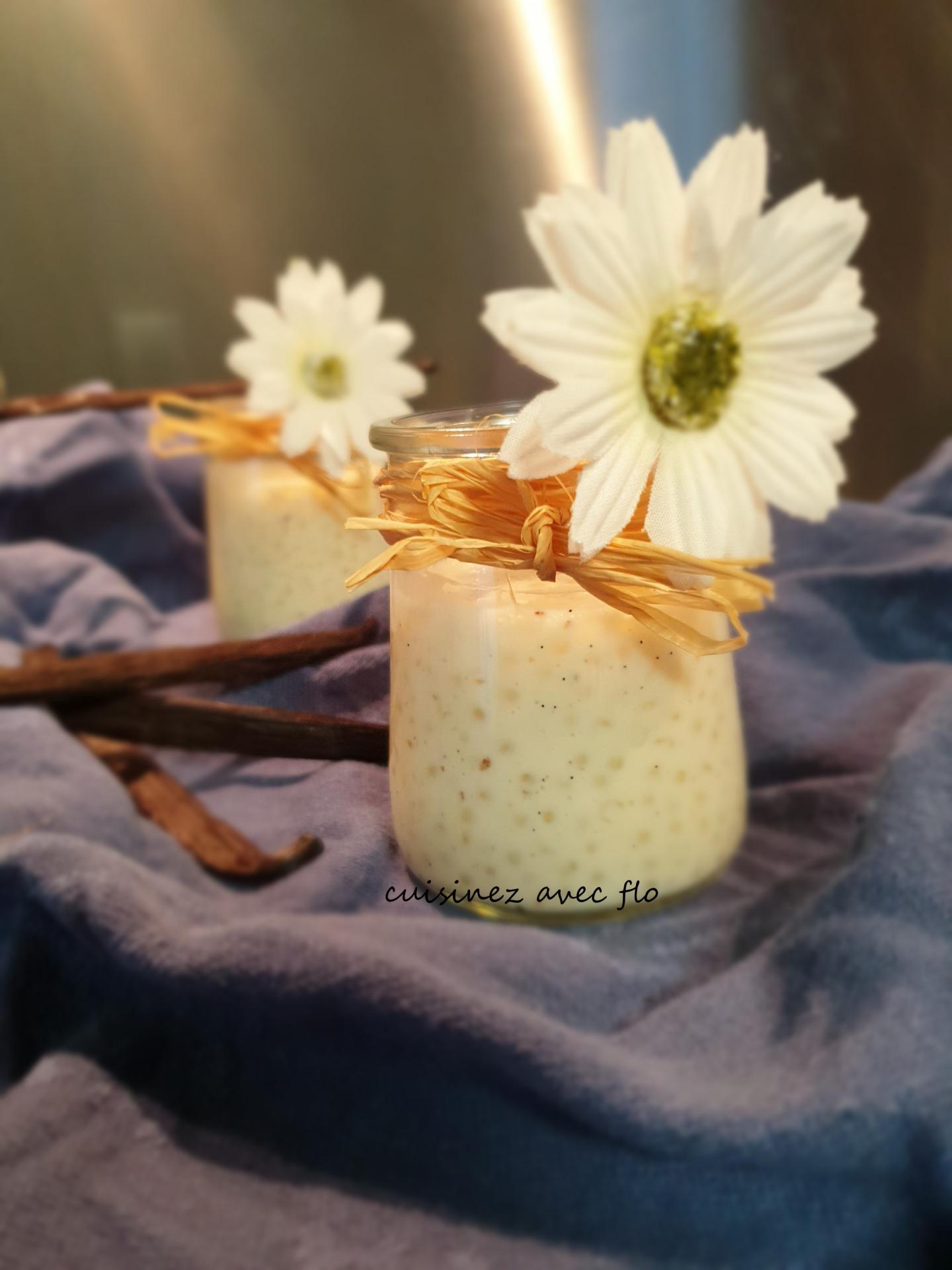 Délicieuses perles Japon à la vanille de Tahiti