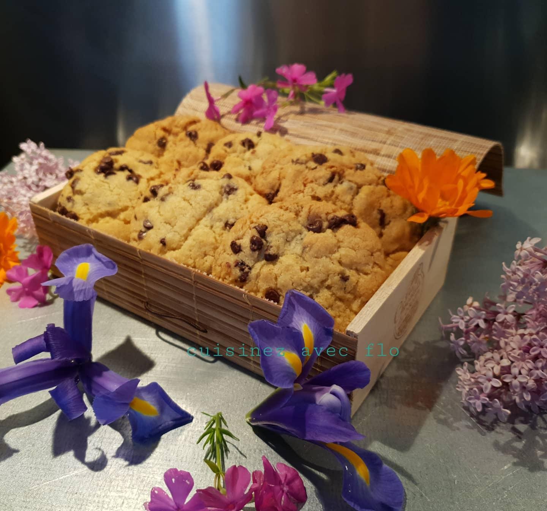 Cookies avec la recette de Cyril Lignac