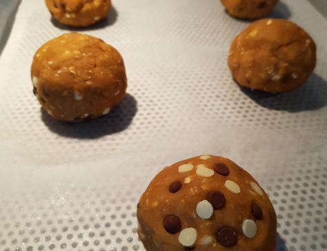 Cuisinez avec flo 9 cookies avec la recette de cyril lignac