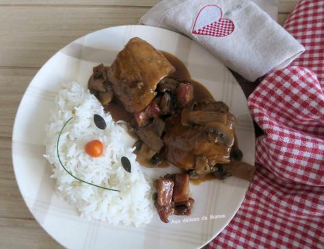 Filet mignon de porc aux champignons et porto au cookeo ou pas
