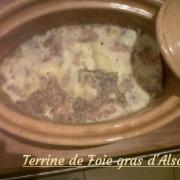Foie gras alsacien