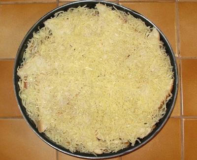 Gateau de pain de mie facon pizza 4