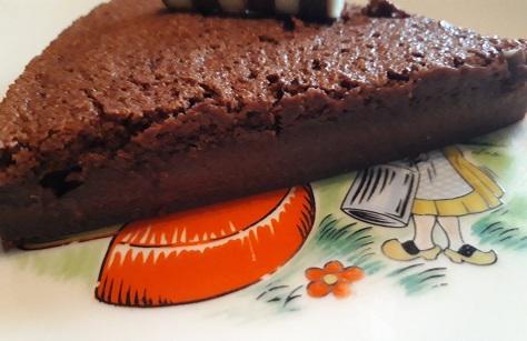 Gateau magique au chocolat 2
