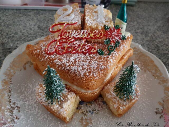 Gateau nuage et pudding au cake factory