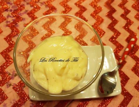 Mayonnaise maison au citron