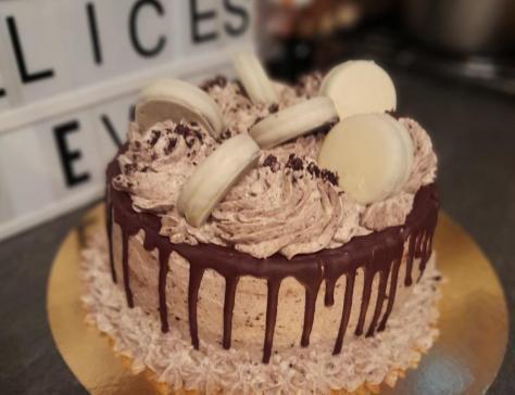 Mon layer cake oreo