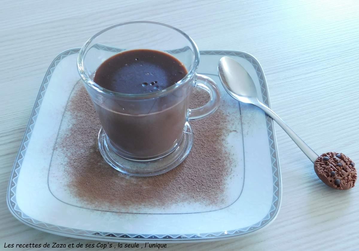 Crème dessert facile au Nesquick