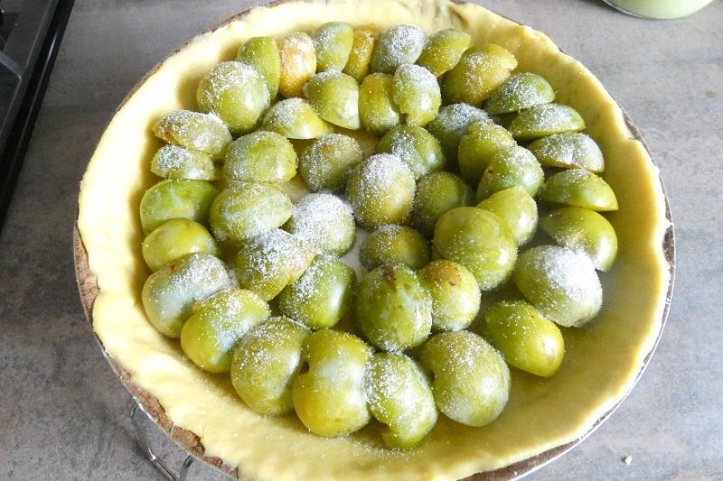 Pate brisee gigi pour tarte aux fruits 2