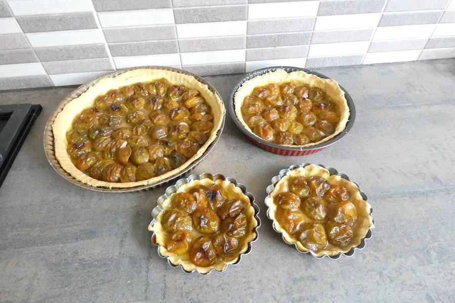 Pate brisee gigi pour tarte aux fruits