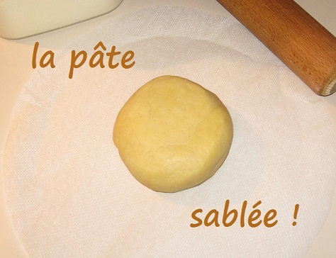 Pate sablee facile