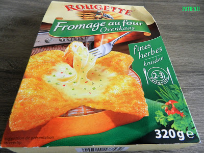 Pates au fromage rougette 2
