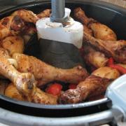 Pilons de poulet a l actifry