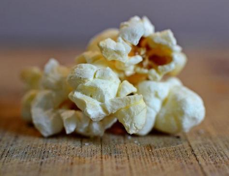Pop corn maison sale ou sucre