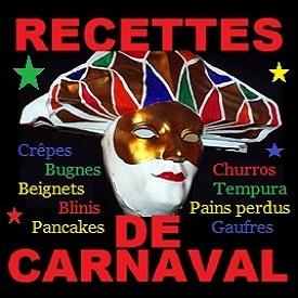 Recettes de carnaval 1