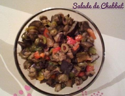 Salade de chabbat