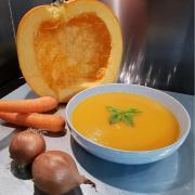 Soupe au potiron 4