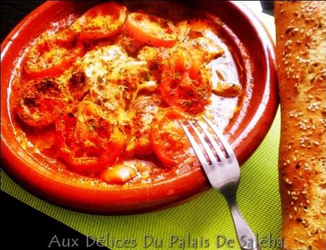Tajine de poisson a la marocaine facile et rapide