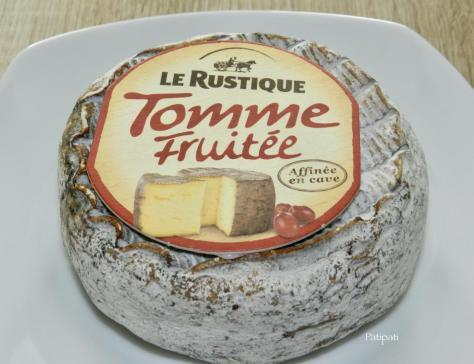 Truffade tomme fruitee