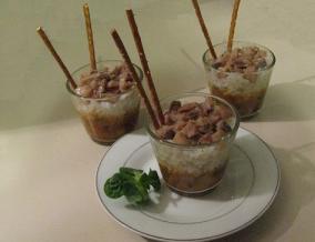 Verrines chaudes pour aperitif dinatoire